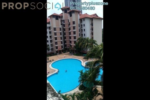 For Rent Condominium at Puteri Palma 1, IOI Resort City Freehold Semi Furnished 3R/2B 2k