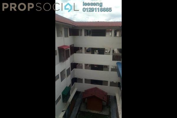 For Sale Apartment at Bandar Puncak Alam, Kuala Selangor Freehold Unfurnished 3R/2B 58k