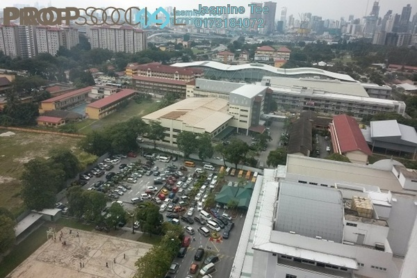 For Rent Condominium at BAM Villa, Cheras Leasehold Fully Furnished 3R/2B 1.6k