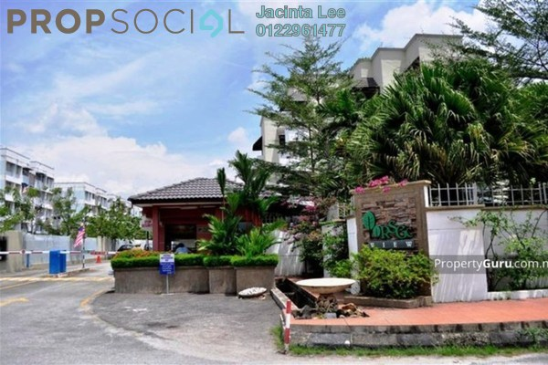 For Sale Apartment at RSGC View, Desa Pandan Leasehold Semi Furnished 4R/3B 454k