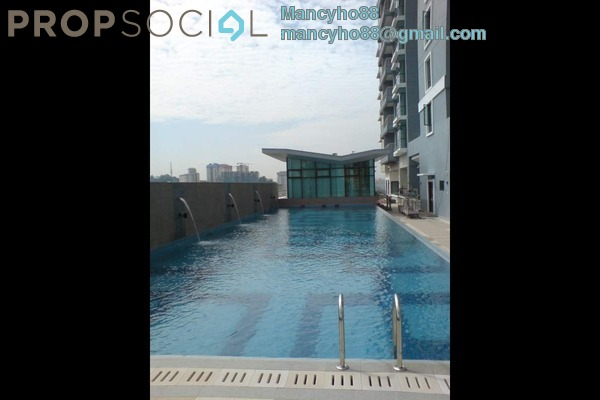 For Rent Condominium at Saville Residence, Old Klang Road Freehold Fully Furnished 3R/2B 2.3k