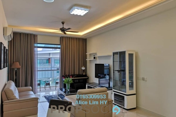 For Rent Condominium at The Light Collection II, The Light Freehold Fully Furnished 4R/2B 3.8k