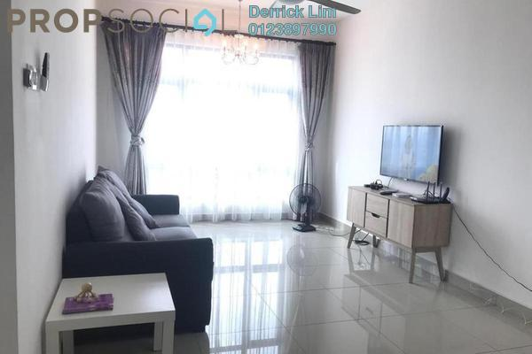 For Rent Condominium at Pearl Suria, Old Klang Road Freehold Fully Furnished 2R/2B 2.5k