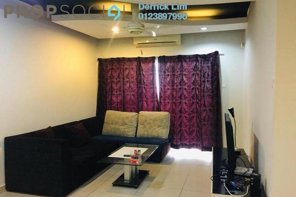 For Rent Condominium at Endah Promenade, Sri Petaling Freehold Fully Furnished 3R/2B 2.7k