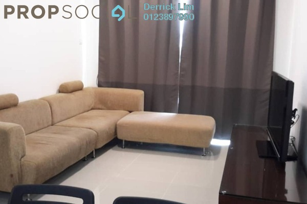 For Sale Condominium at Desa Green Serviced Apartment, Taman Desa Freehold Fully Furnished 3R/2B 580k