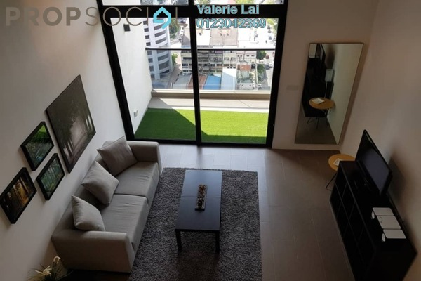 For Rent Duplex at The Establishment, Brickfields Freehold Fully Furnished 1R/1B 2.3k