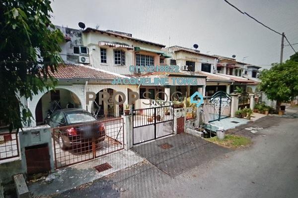 For Sale Terrace at Taman Wawasan, Pusat Bandar Puchong Freehold Unfurnished 4R/3B 580k