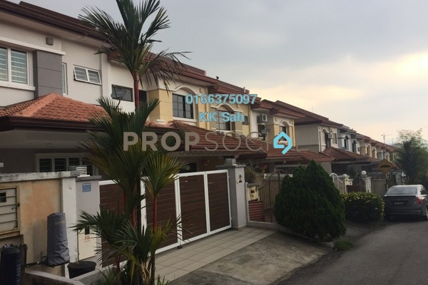 For Sale Terrace at Taman Damai Impian 1, Bandar Damai Perdana Freehold Semi Furnished 4R/3B 679k