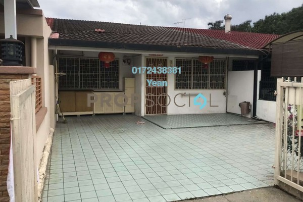 For Sale Terrace at Zone P, Sri Petaling Leasehold Semi Furnished 4R/3B 550k