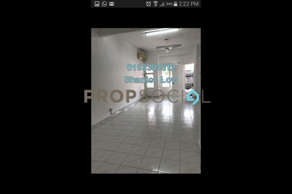 For Sale Terrace at PP 4, Taman Putra Prima Freehold Semi Furnished 4R/3B 610k