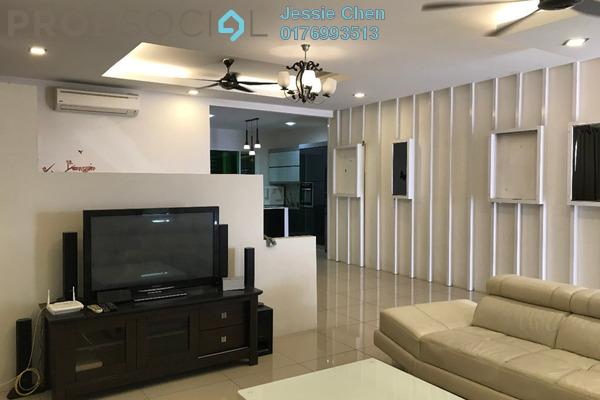 For Rent Terrace at Castora, Bandar Sri Sendayan Freehold Fully Furnished 4R/4B 1.9k