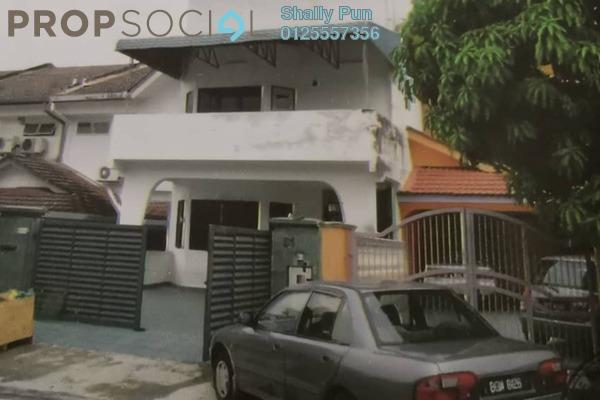For Rent Terrace at Bangau, Bandar Puchong Jaya Freehold Semi Furnished 6R/5B 1.5k