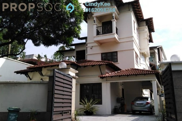 For Rent Bungalow at Bukit Damansara, Damansara Heights Freehold Semi Furnished 4R/3B 9k