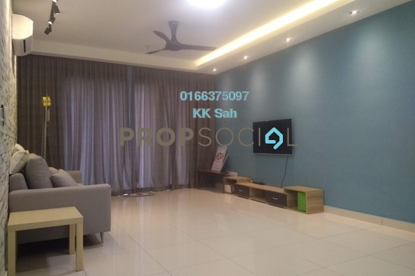 For Sale Condominium at You Residences @ You City, Batu 9 Cheras Freehold Fully Furnished 4R/3B 750k
