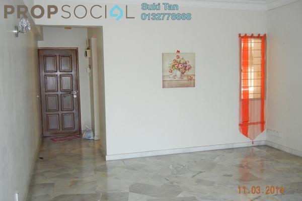 For Rent Apartment at Sri Damansara Court, Bandar Sri Damansara Freehold Semi Furnished 3R/2B 1.2k