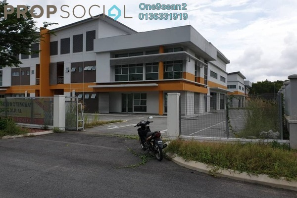 For Rent Factory at Bandar Sultan Suleiman, Port Klang Freehold Semi Furnished 0R/0B 12k