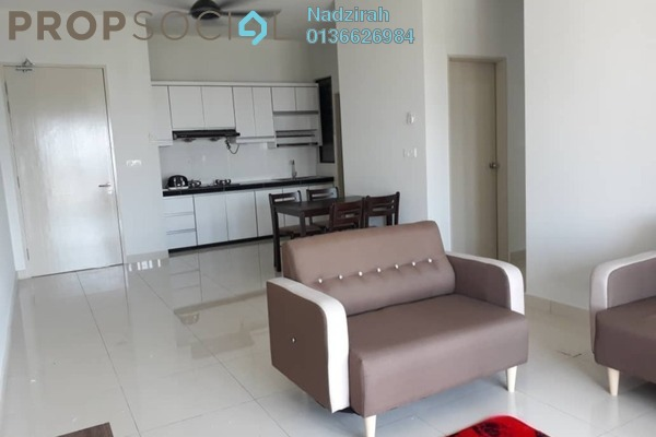 For Rent Condominium at The Haute, Keramat Freehold Fully Furnished 3R/2B 2.5k