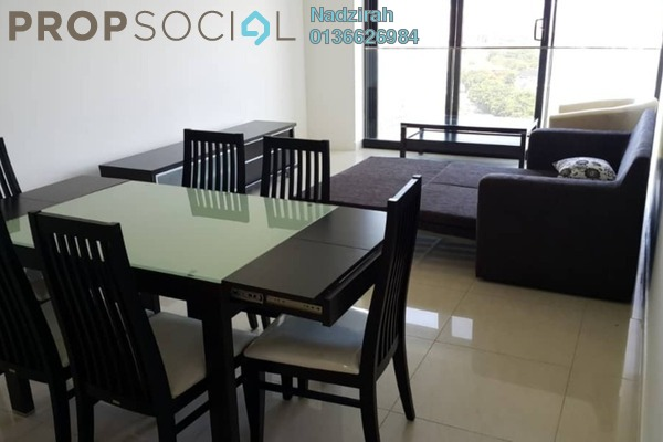 For Sale Condominium at The Horizon Residences, KLCC Freehold Fully Furnished 2R/2B 1.68m