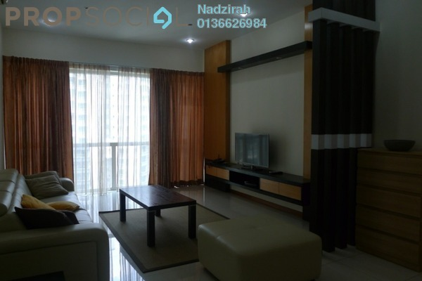 For Sale Condominium at Suasana Sentral Loft, KL Sentral Freehold Fully Furnished 3R/2B 1.38m