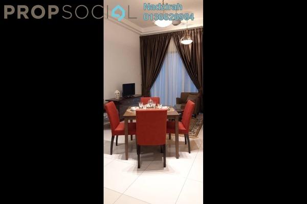 For Rent Serviced Residence at PJ Midtown, Petaling Jaya Freehold Fully Furnished 1R/1B 2.2k