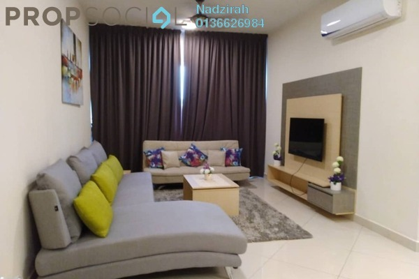 For Sale Serviced Residence at The Crest, Kuala Lumpur Leasehold Fully Furnished 3R/0B 950k