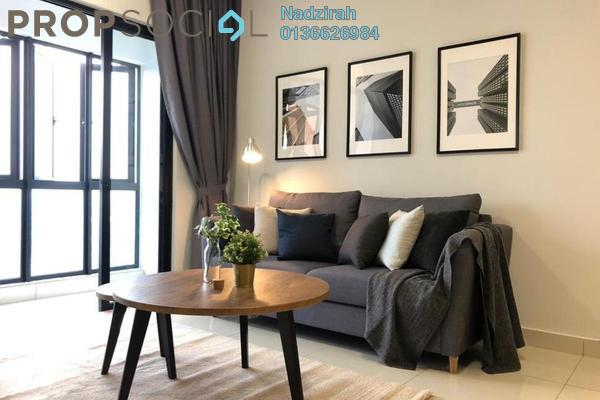 For Rent Condominium at The Haute, Keramat Freehold Fully Furnished 3R/2B 2.8k