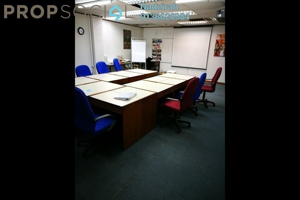 For Sale Office at Amcorp Tower, Petaling Jaya Leasehold Semi Furnished 0R/0B 1.02m