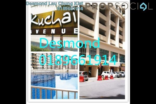 For Rent Condominium at Kuchai Avenue, Kuchai Lama Freehold Fully Furnished 3R/2B 1.8k