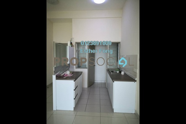 For Rent Condominium at Vue Residences, Titiwangsa Freehold Semi Furnished 2R/1B 2k