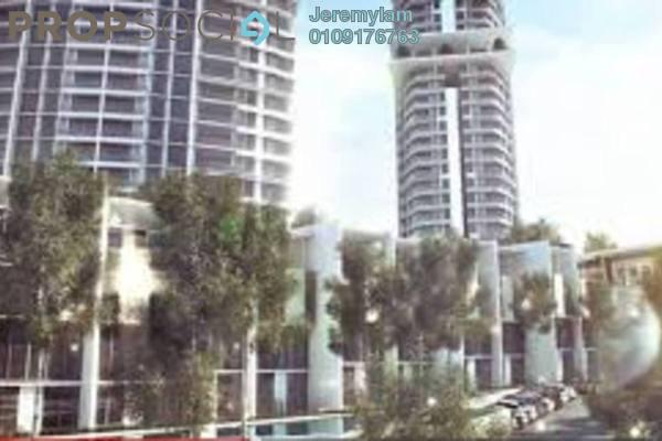 For Sale Condominium at Cristal Residence, Cyberjaya Freehold Unfurnished 3R/2B 600k