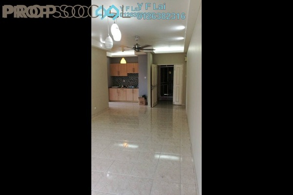 For Sale Condominium at Koi Tropika, Puchong Freehold Semi Furnished 3R/2B 378k