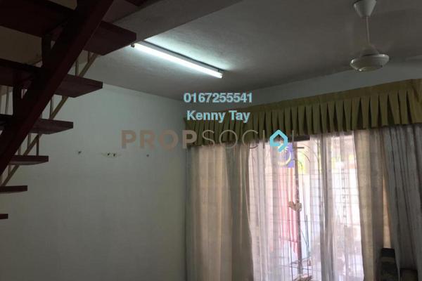 For Sale Terrace at Taman Selayang Utama, Selayang Freehold Semi Furnished 5R/3B 570k