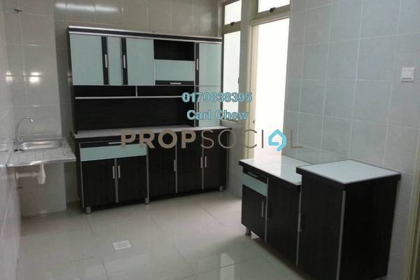 For Rent Semi-Detached at Royal Ivory 2, Bandar Saujana Putra Freehold Fully Furnished 4R/4B 1.7k