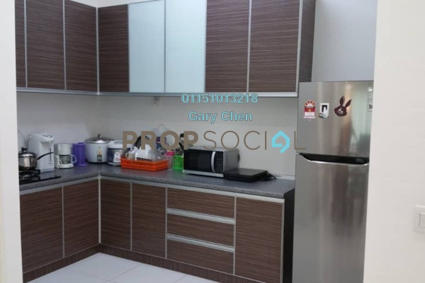 For Rent Condominium at Elit Heights, Bayan Baru Freehold Fully Furnished 3R/1B 2.1k