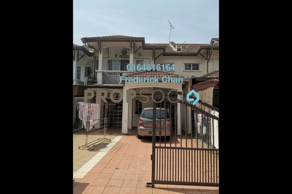 For Sale Link at BK4, Bandar Kinrara Freehold Fully Furnished 4R/3B 730k