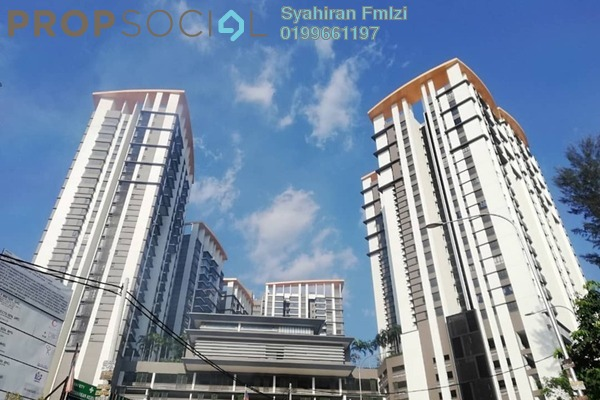For Sale Condominium at Irama Wangsa, Wangsa Maju Freehold Semi Furnished 3R/2B 788k
