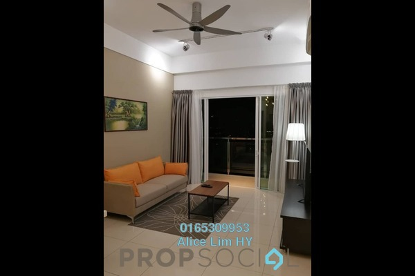 For Rent Condominium at Tropicana Bay Residences, Bayan Indah Freehold Fully Furnished 4R/3B 2.4k