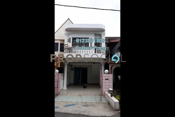 For Rent Terrace at Taman Sri Gombak, Batu Caves Freehold Semi Furnished 4R/2B 1.4k