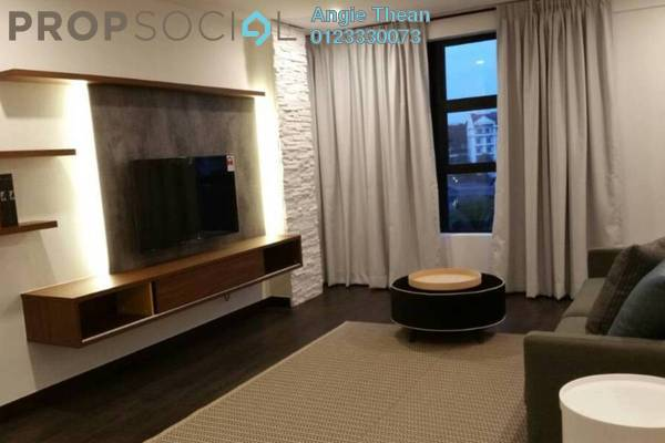 For Sale Condominium at Impiana On The Waterfront, Ampang Freehold Fully Furnished 2R/2B 620k