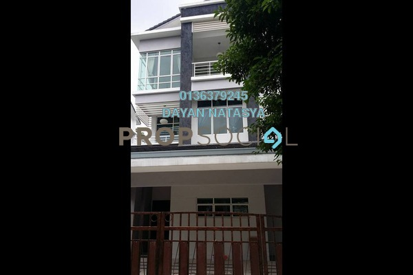 For Rent Semi-Detached at Siarah Oakleaf, Bukit Antarabangsa Freehold Semi Furnished 6R/6B 5k