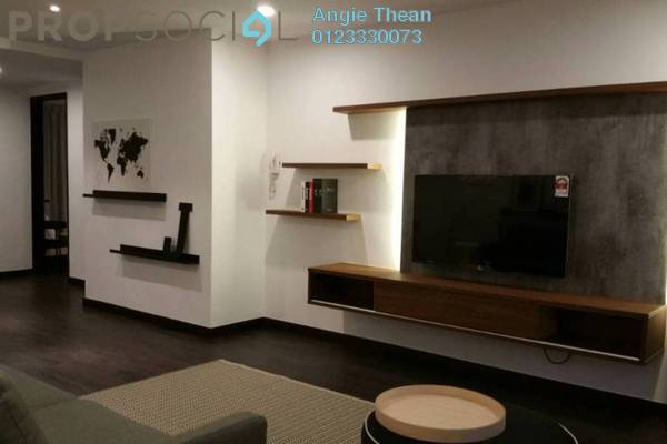 For Rent Condominium at Impiana On The Waterfront, Ampang Freehold Fully Furnished 2R/2B 3k
