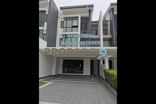 For Sale Superlink at Sejati Residences, Cyberjaya Freehold Unfurnished 4R/5B 1.87m