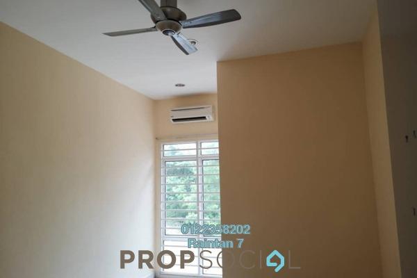 For Rent Terrace at Taman Bukit Serdang, Seri Kembangan Freehold Semi Furnished 4R/2B 2k