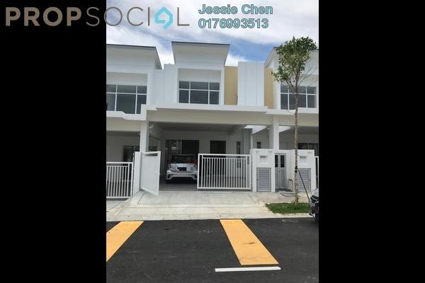 For Rent Terrace at Ara Sendayan, Bandar Sri Sendayan Freehold Semi Furnished 4R/4B 1.8k