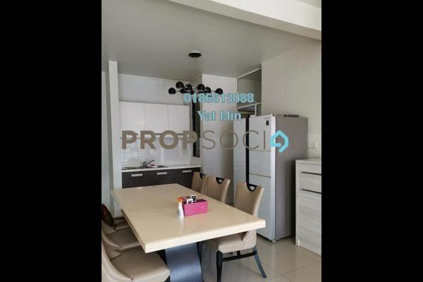 For Rent Condominium at Casa Kiara II, Mont Kiara Freehold Fully Furnished 3R/2B 4k