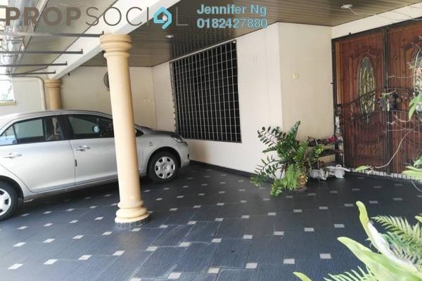 For Rent Terrace at USJ 3, UEP Subang Jaya Freehold Semi Furnished 7R/4B 3k