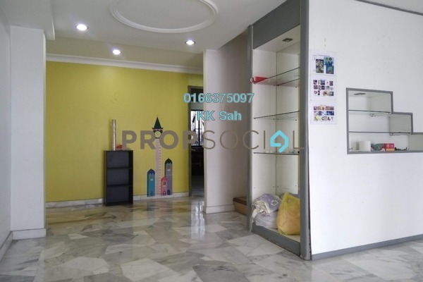 For Sale Link at Taman Sri Bahagia, Cheras South Freehold Semi Furnished 4R/3B 488k