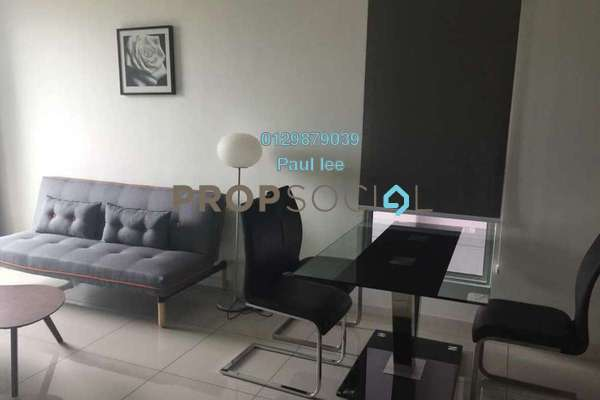 For Sale Condominium at Sunway GEO Residences, Bandar Sunway Freehold Fully Furnished 2R/2B 830k