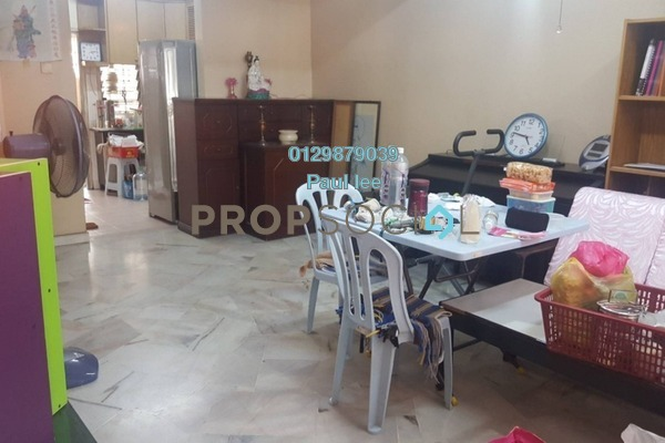 For Sale Terrace at BP1, Bandar Bukit Puchong Freehold Semi Furnished 4R/3B 518k