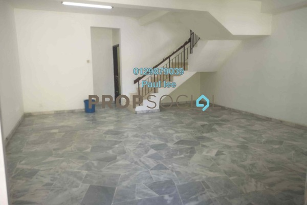 For Rent Terrace at BP1, Bandar Bukit Puchong Freehold Semi Furnished 4R/3B 1.2k